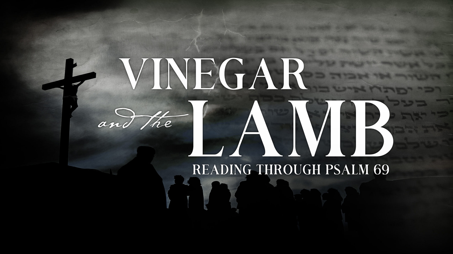 Vinegar and the Lamb