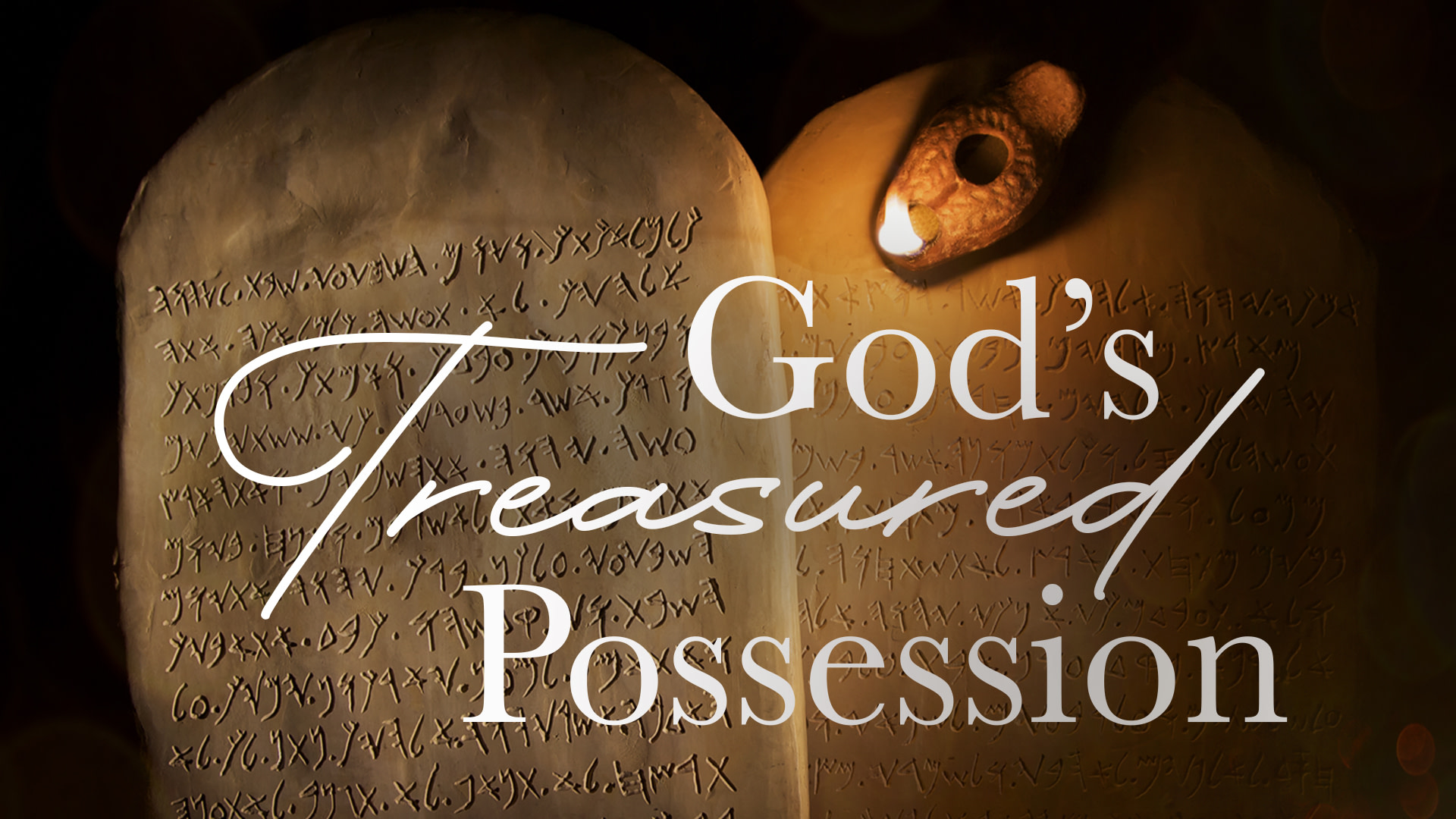 God's Treasured Possession