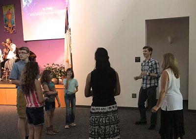 youth activity in fort mill messianic church
