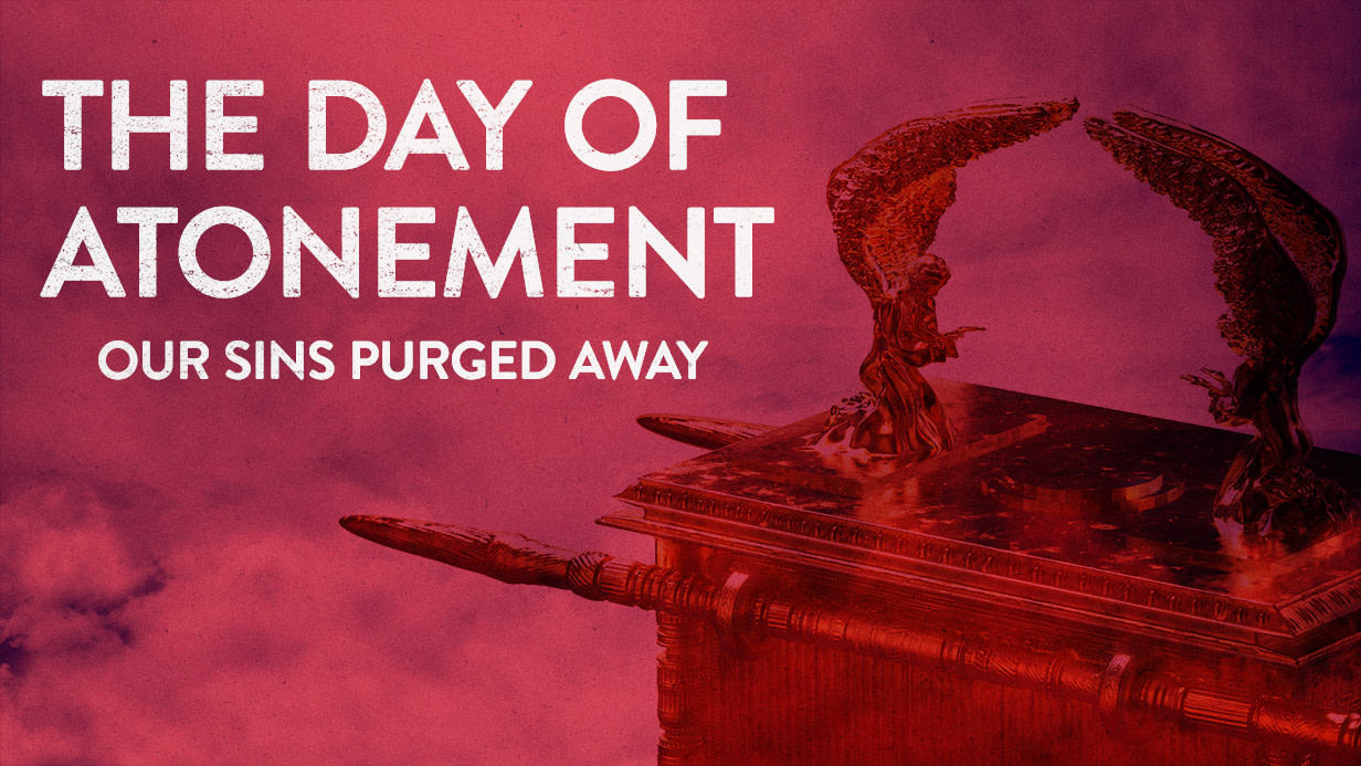 Yom Kippur – The Day of Atonement and Jesus