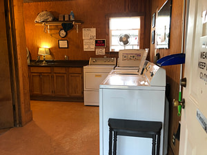 rv site laundry room