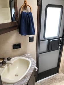 rv restroom