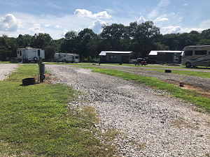 small rv site in tennessee
