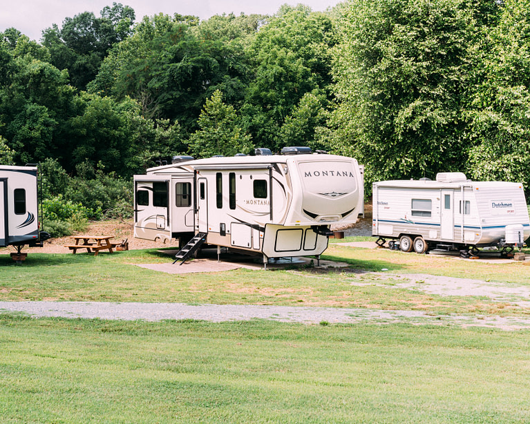 Campgrounds near nashville tennessee
