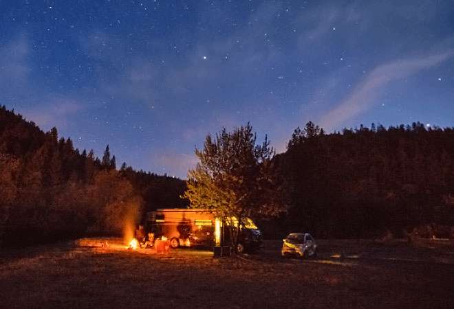 Camping on a Budget with Thousand Trails - Fulltime Families
