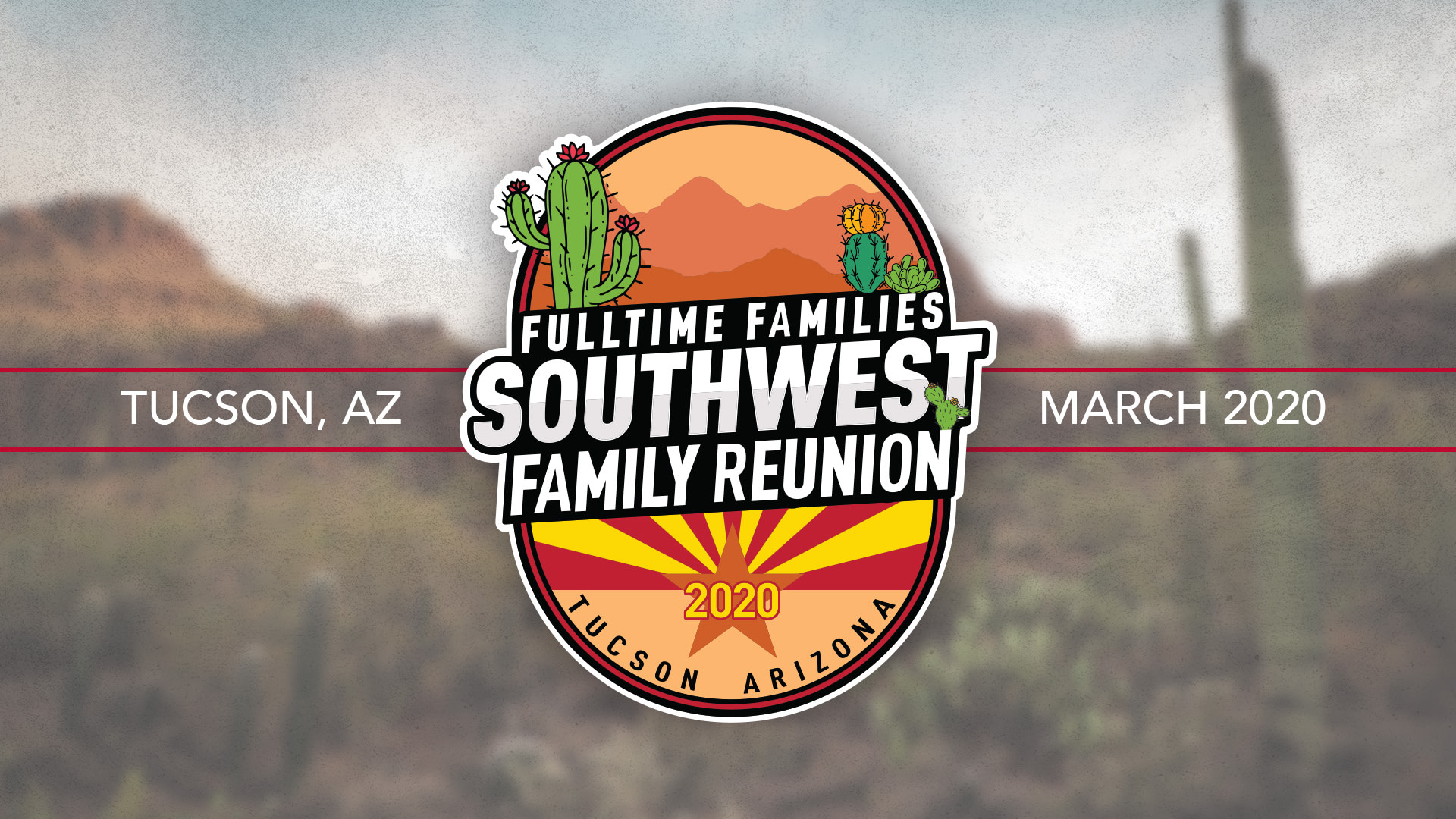 2020 Southwest Family Reunion Rally - Fulltime Families