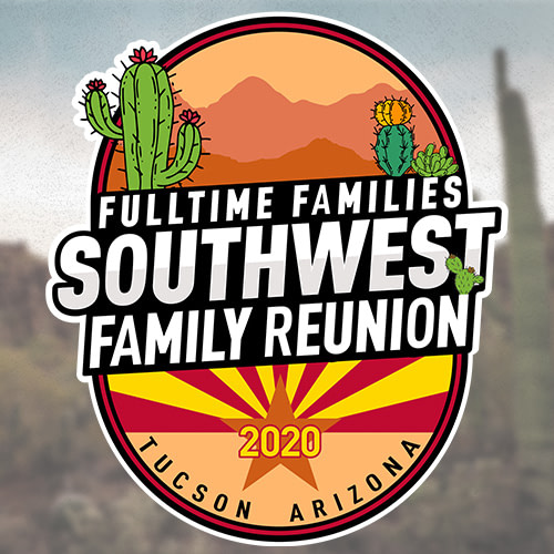 2020 Southwest Family Reunion Rally - T-Shirt