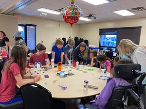 Fulltime Families 2021 Halloween Hangout at Piney River - Fulltime Families