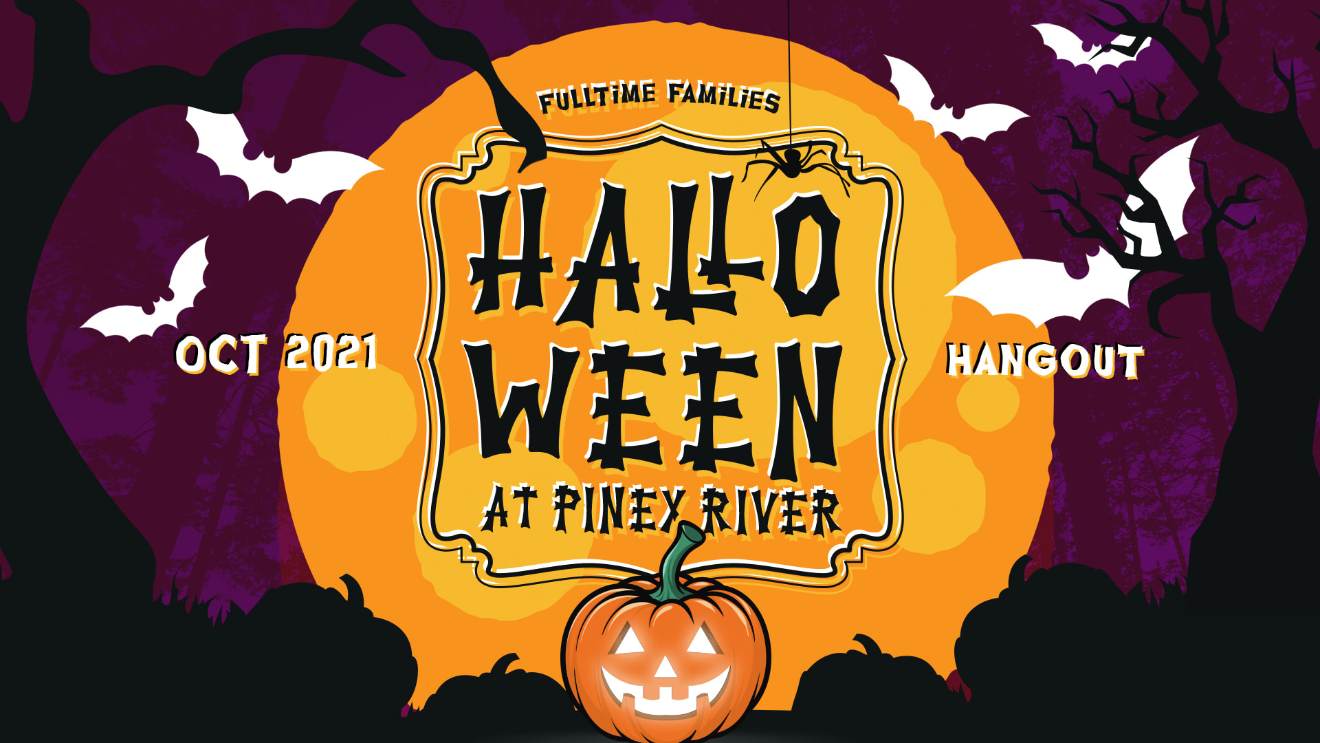 Fulltime Families Halloween at Piney River