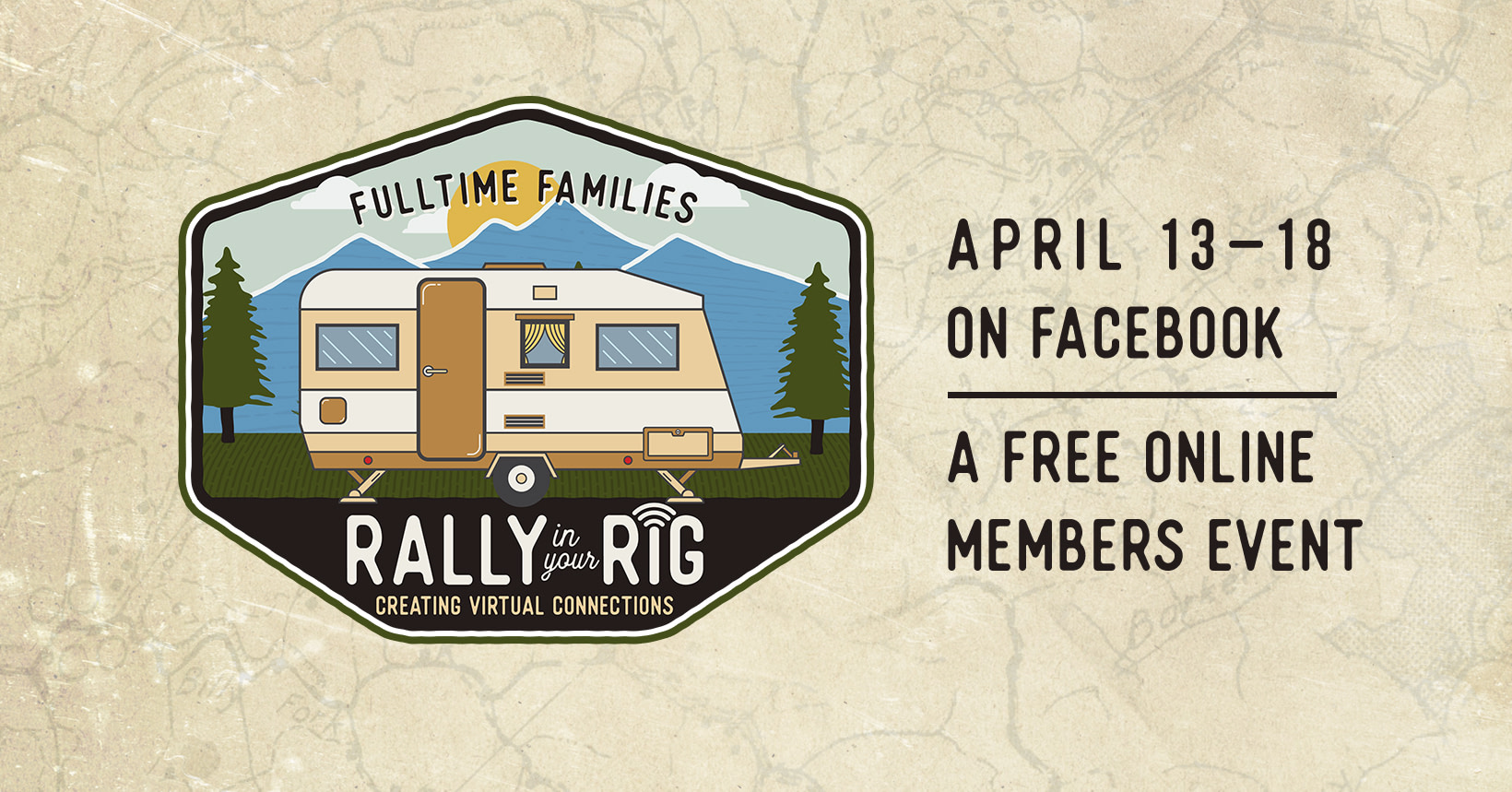 2020 Rally in your Rig Virtual Rally - Fulltime Families