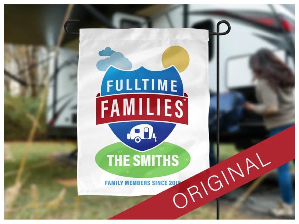 Fulltime Families Flag