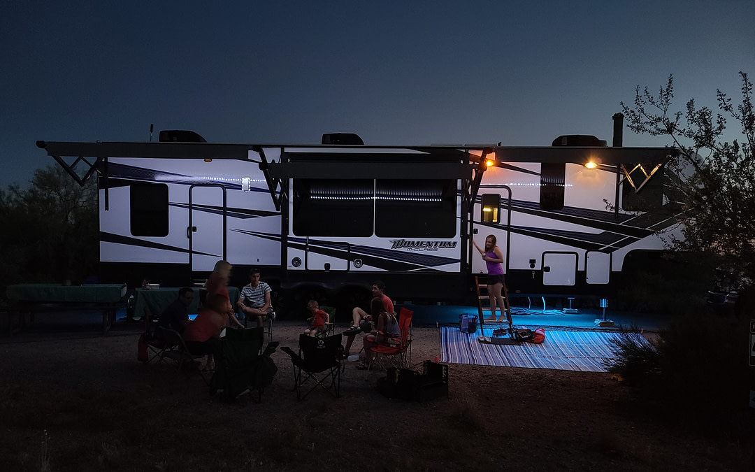 Finding the Best RV for Large Family Groups