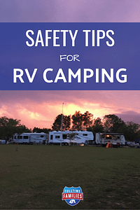 Safety Tips for RV Camping