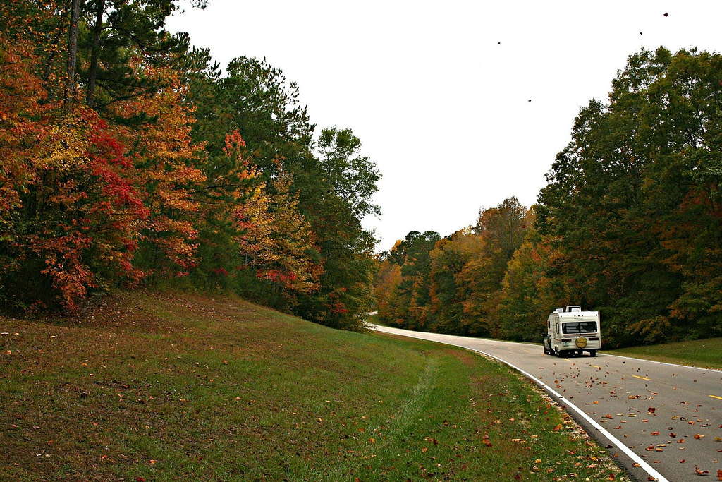RVing in Fall