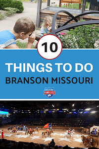 10 Things to do in Branson Missouri