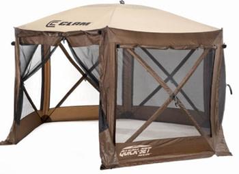 QuickSet Clam Pavilion Tent - Fulltime Families