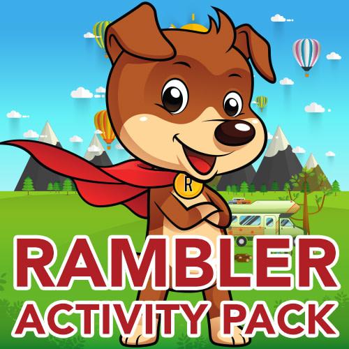 Rambler Art Pack - Fulltime Families