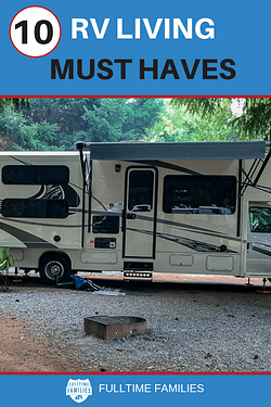 10 RV Essentials