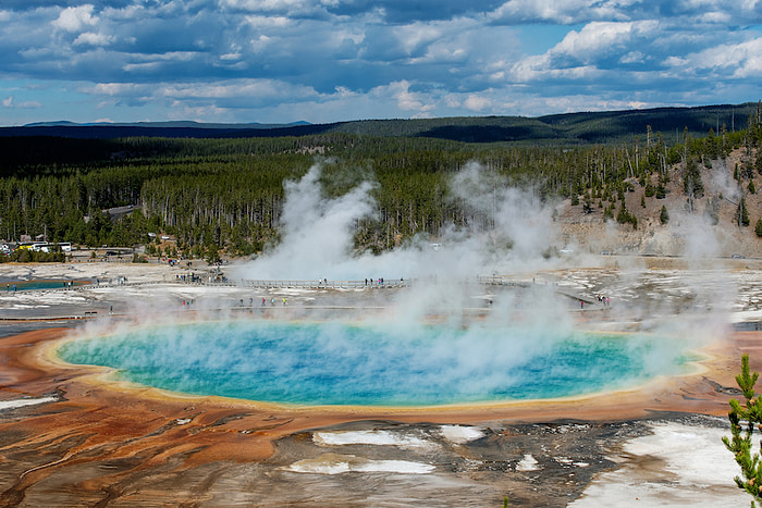 Yellowstone National Park with Kids - Top National Park