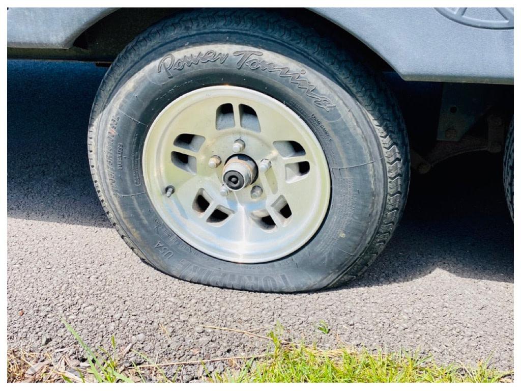 RV Tire Mistakes