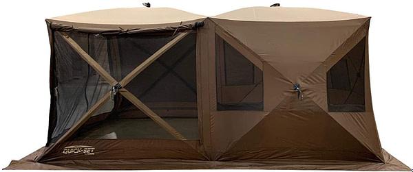 QuickSet Clam Cabin Screen Tent - Fulltime Families