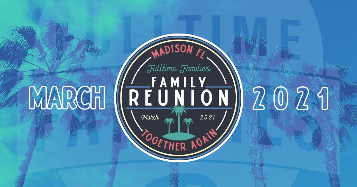 Fulltime Families Florida Event