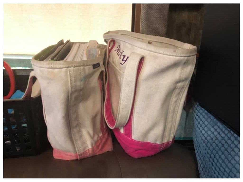 Roadschool Bags