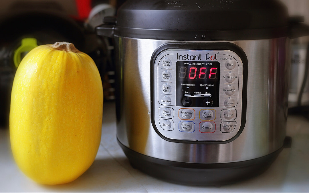 RV kitchen appliances: Instant Pot