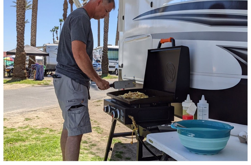 The Best Grills for RV Living