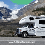 How much does full time RV living cost?