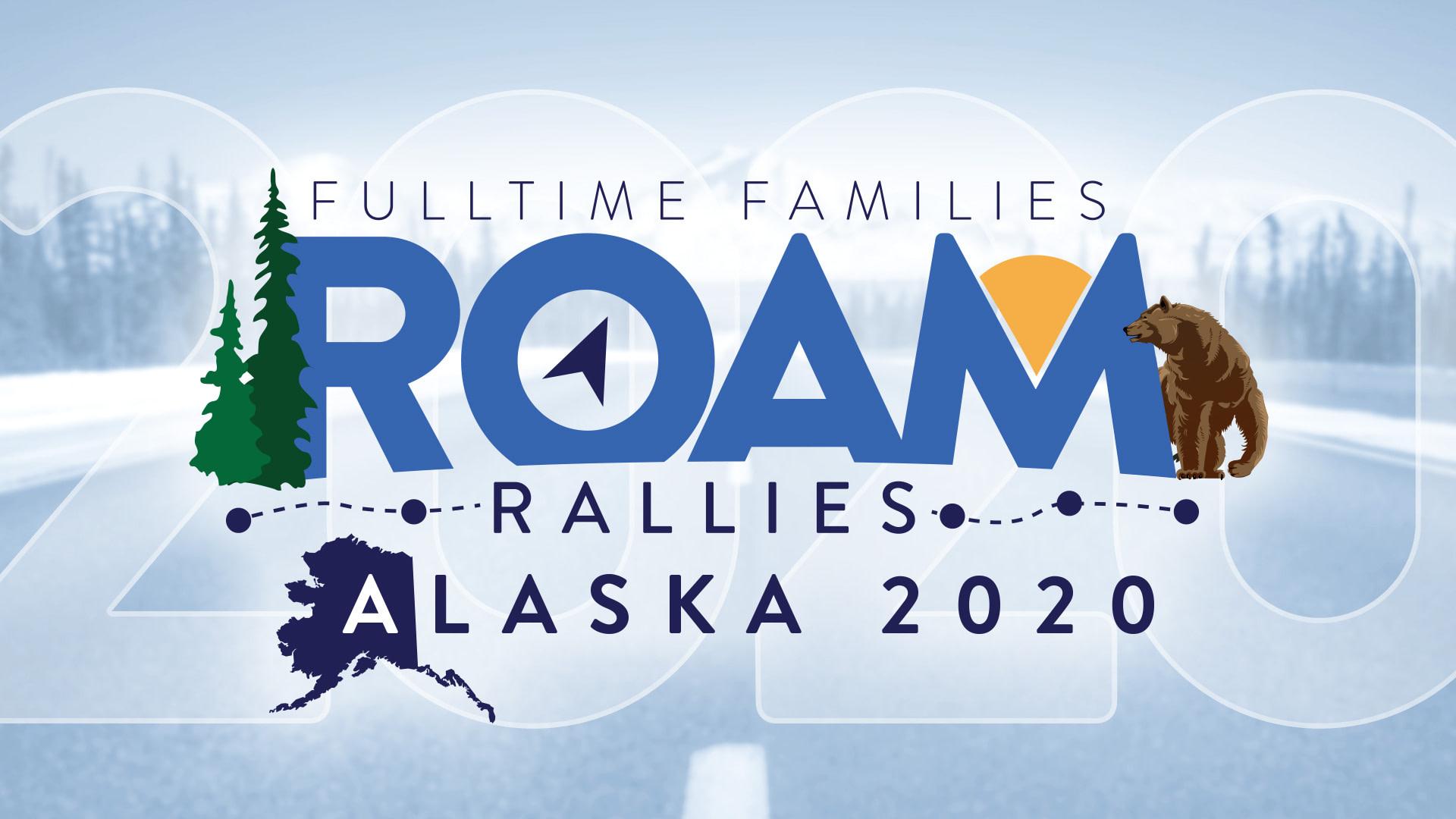 2020 ROAM Alaska Rally - T-Shirt