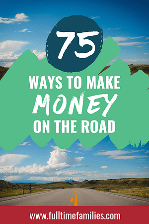 Make Money on the Road