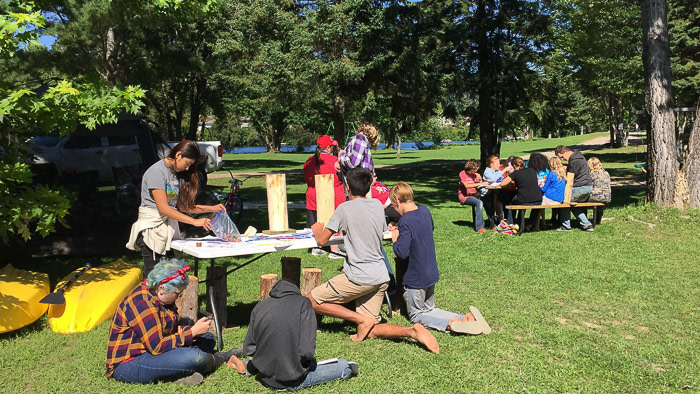 DIY Kid's Group for Fulltime Families