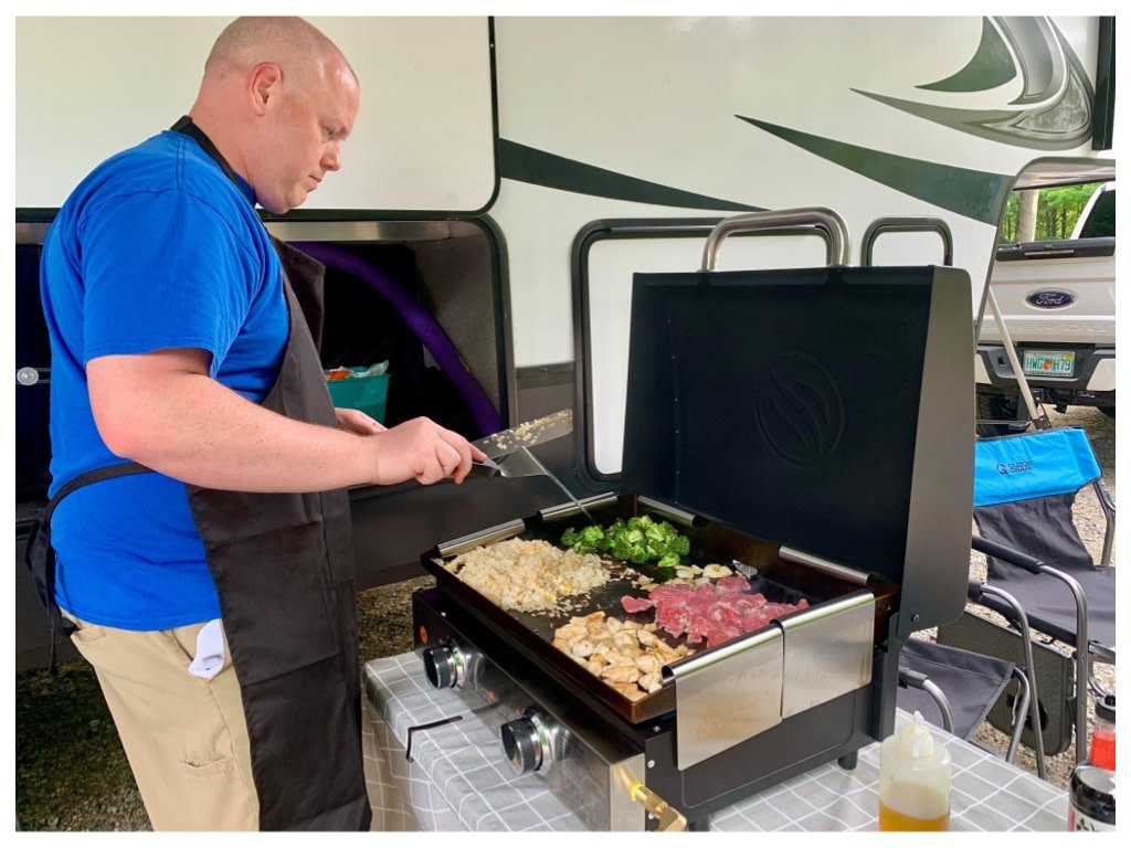 The Best Grills for RV Living - Fulltime Families