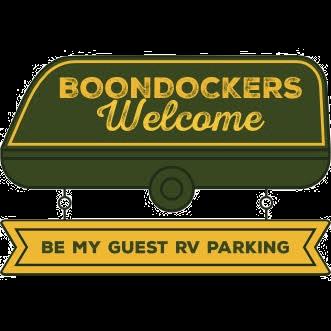 Boondockers Welcome - Fulltime Families