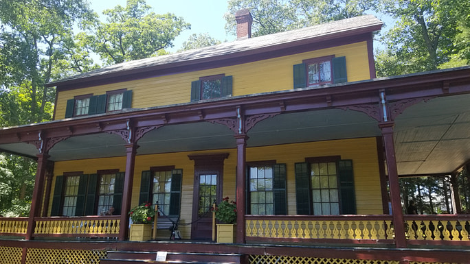 Grant Cottage State Historic Site (Roadschool Guide) - Fulltime Families