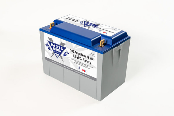 Lithium RV Battery