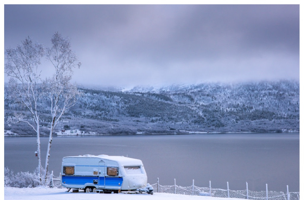 Top Tips for RVing in Cold Weather