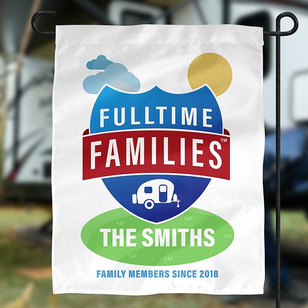 Fulltime Families Flag - Fulltime Families