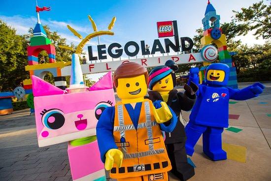 2020 Legoland Florida Field Trip - Fulltime Families