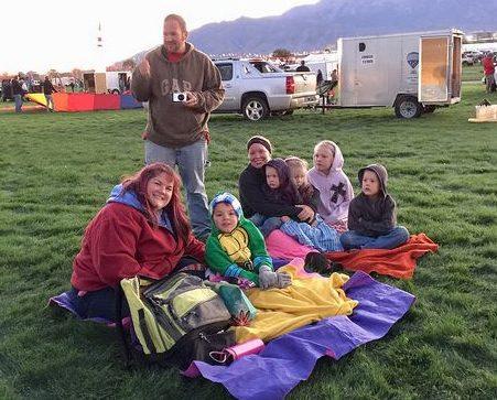 Our Adventures at the 2017 Albuquerque Balloon Fiesta - Fulltime Families