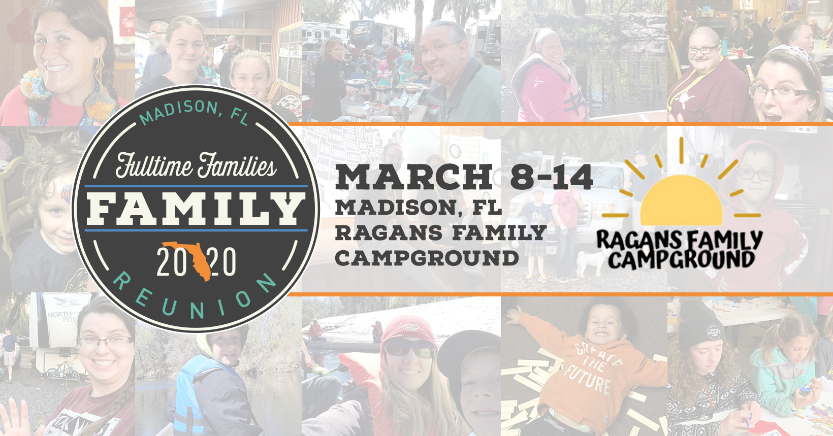 2020 Family Reunion Rally - Fulltime Families