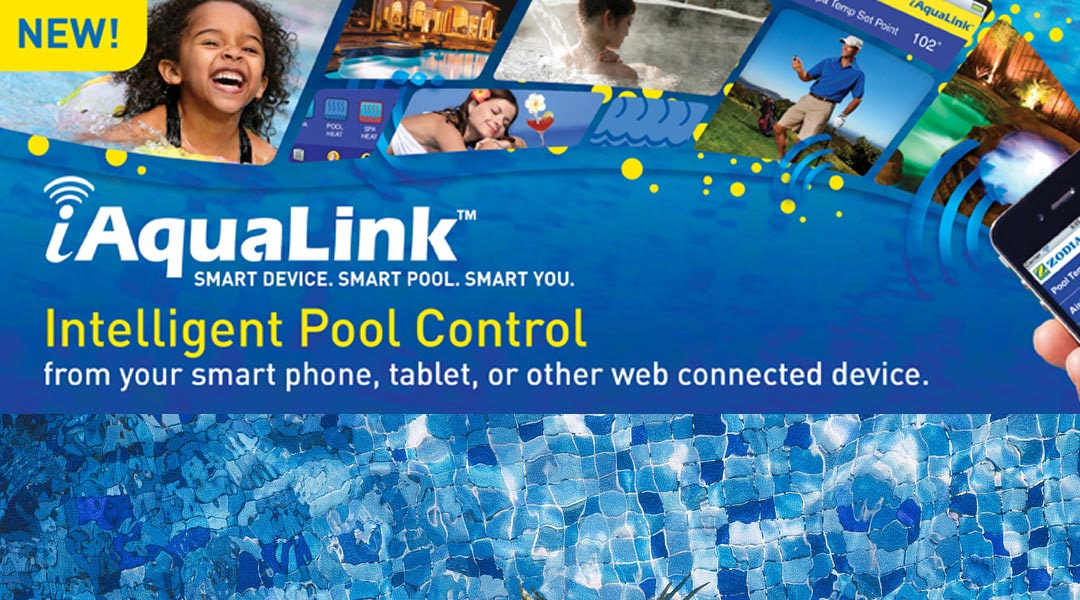 Control Your Swimming Pool From Your Smart Phone