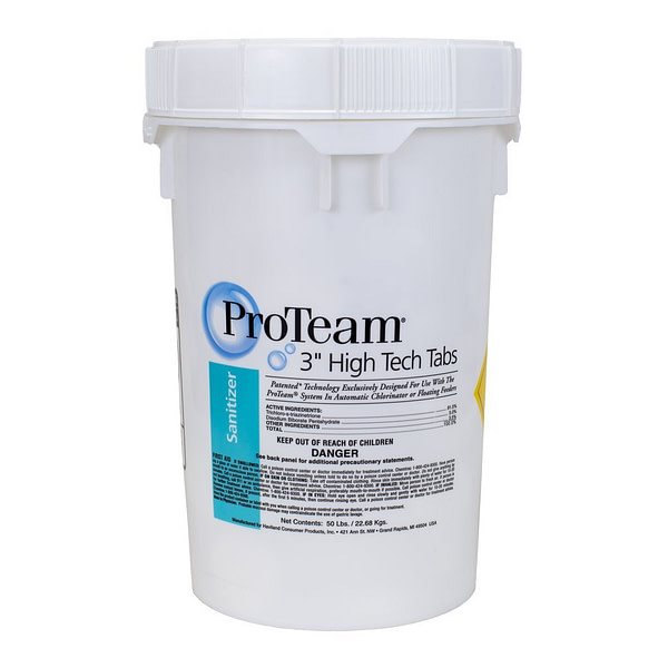Hi Tech Pool chemical Chlorine Tablets