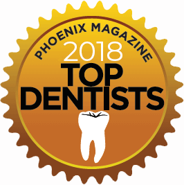 Phoenix Magazine Top Dentists of 2019 Award