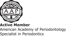 American Academy of Periodontology Specialist in Periodontics