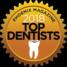 Phoenix Magazine Top Dentists of 2019 Award