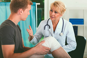 Kneecap Replacement Surgery Recovery Time