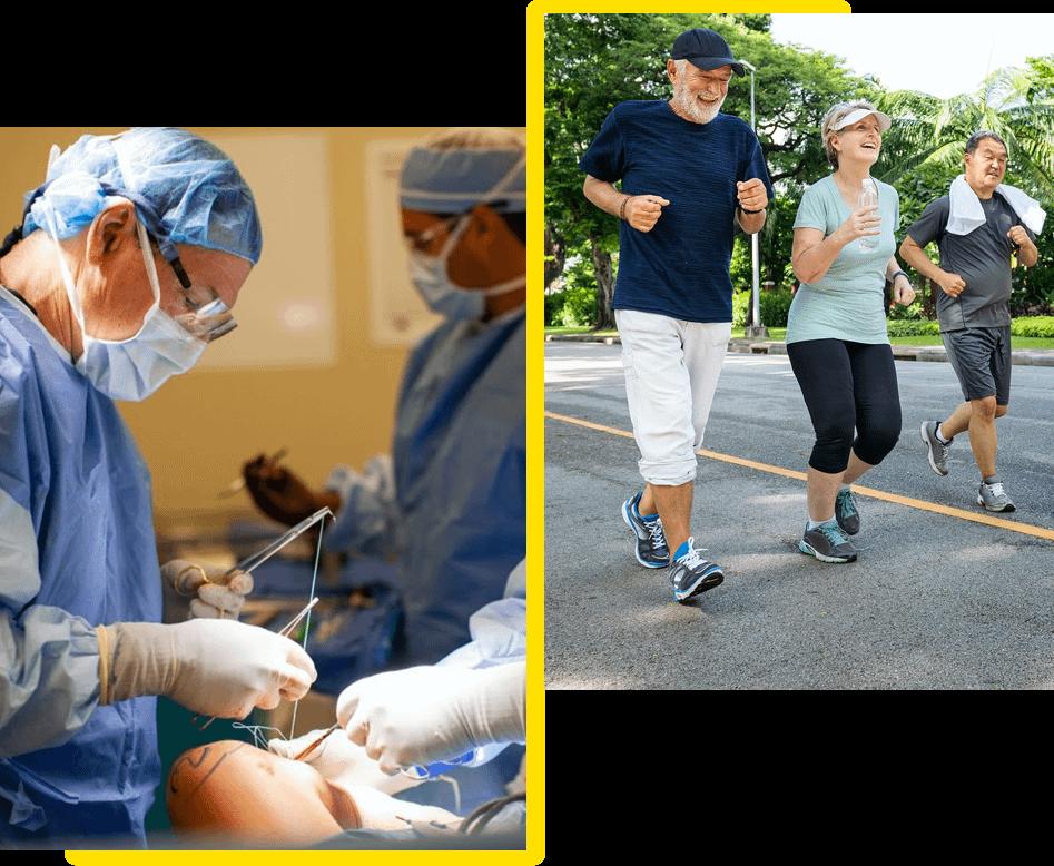 knee orthopedic treatments
