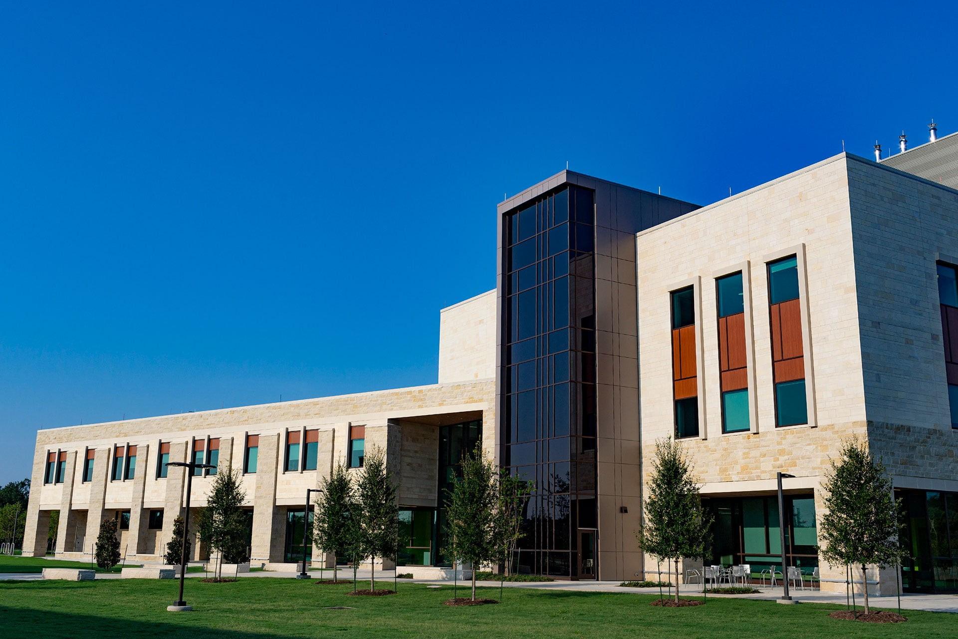 University of Houston Clear Lake – STEM Building